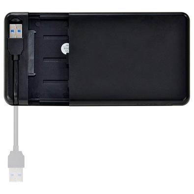 Case Vinik para HD 2.5´, USB 3.0, Preto - CH25-A30TL