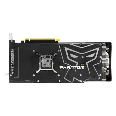 Placa de Vídeo Gainward NVIDIA GeForce RTX 2060 Super Phantom GS, 8GB, GDDR6 - NE6206ST19P2-1061P