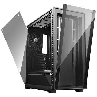 Gabinete Deepcool Matrexx 70, com FAN, Lateral em Vidro - DP-ATX-MATREXX70-BKG0P
