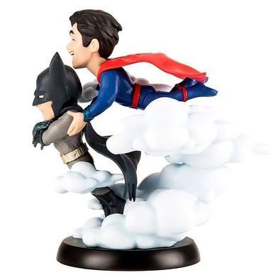 Action Figure Worlds Finest Q-Fig, Superman & Batman