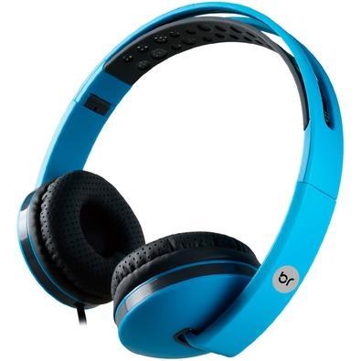 Headphone Bright Colors, P2, Azul - 0470