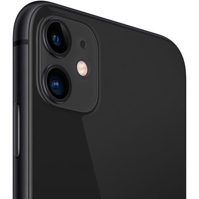 iPhone 11 Preto, 128GB - MWM02