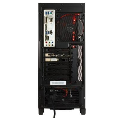 Computador Maingear Vybe Intel Core i7 8700, 16GB, HDD 1TB, SSD 240GB, NVIDIA GForce GTX 1060 6GB - MGVYBE I7