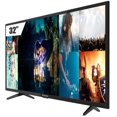 Smart TV LED 32´ Panasonic, 2 HDMI, USB, Wi-Fi - TC-32FS500B