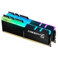Memória G.Skill Trident Z RGB, 32GB (2x16GB), 3200MHz, DDR4, CL16 - F4-3200C16D-32GTZR