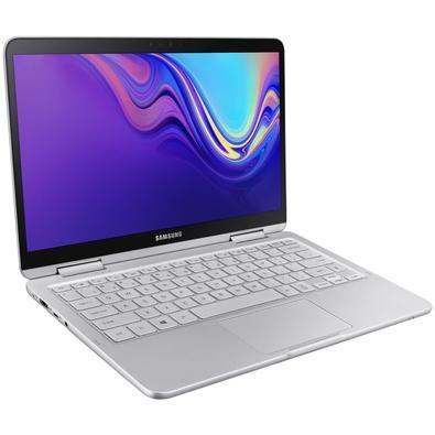 Notebook Samsung Style S51 Pen, Intel Core i7-8565U, 8GB, SSD 256GB, Windows 10 Home, 13.3´, Prata - NP930QBE-KW1BR
