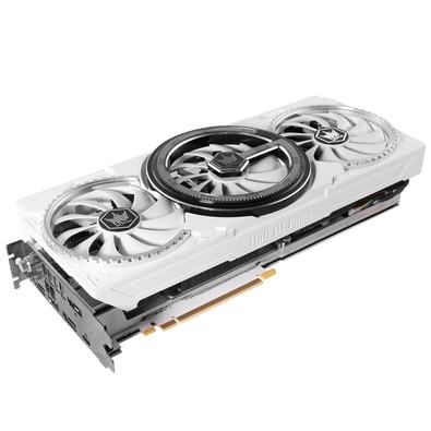Placa de Vídeo Galax NVIDIA GeForce RTX 2080 Super HOF 10th Anniversary Edition White 8GB, GDDR6 - 28ISL6UC51WA