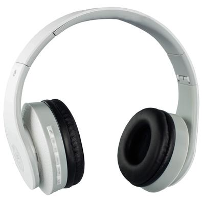 Headphone Bluetooth Hoopson, Branco - F-038 B
