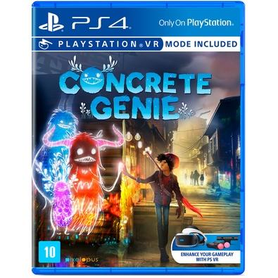 Game Concrete Genie PS4