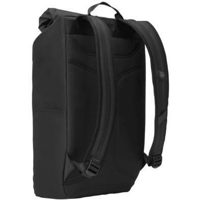 Mochila HP Pavilion Rolltop, para Notebook até 15.6´, Resistente à Água, Preta - 7QQ78LA#ABM