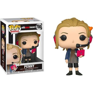 Funko POP! Penny, The Big Bang Theory S2- 38587