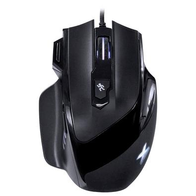 Mouse Gamer Vinik VX Gaming Interceptor, LED, 7 Botões, 7200DPI - 30996
