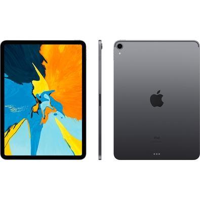 iPad Pro, Tela 12.9´, 64GB, Wi-Fi, Cinza Espacial - MTEL2BZ/A