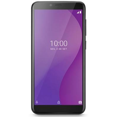 Smartphone Multilaser G, 16GB, 5MP, Tela 5.5´, Preto + Capa e Película - P9095