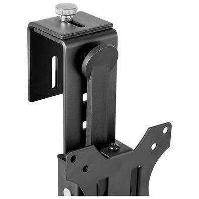 Suporte para Monitor PCYes, 17´ a 32´, 75x75mm/100x100mm, Altura Ajustável - PLMSM01E