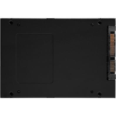SSD Kingston KC600, 1024GB, SATA, Leitura 550MB/s, Gravação 520MB/s - SKC600/1024G