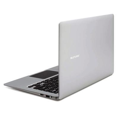 Notebook Multilaser Legacy Air Professional Intel Celeron N3350, 4GB, 32GB, Windows 10 Pro, 13.3´, Prata - PC234
