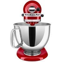 Batedeira Planetária KitchenAid Stand Mixer Artisan, 4.8L, 10 Velocidades, Empire Red, 220V - KEA30CVPNA