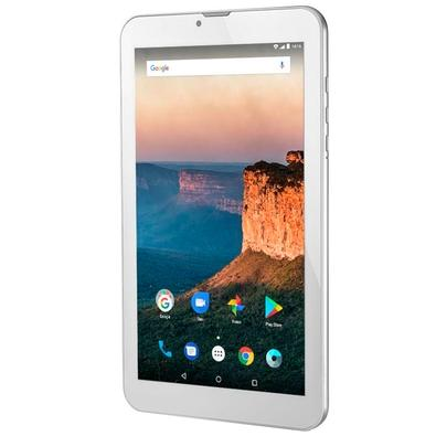 Tablet Multilaser M9, 3G, Dual Chip,  Android 7.0, 8GB, Tela de 9´, Prata - NB284
