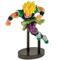 Action Figure Dragon Ball Super Saiyan, Broly Z Battle - 34854/34855