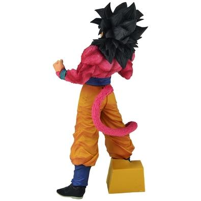 Action Figure Dragon Ball GT Super Master Stars Piece, Goku Saiyajin 4 The Brush - 27947/27948