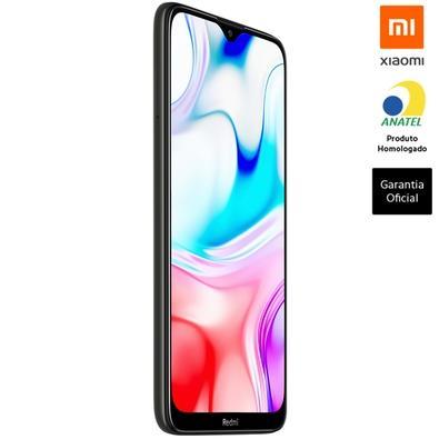Smartphone Xioami Redmi 8, 64GB, 12MP, Tela 6.22´, Preto + Capa Protetora - CX284PRE