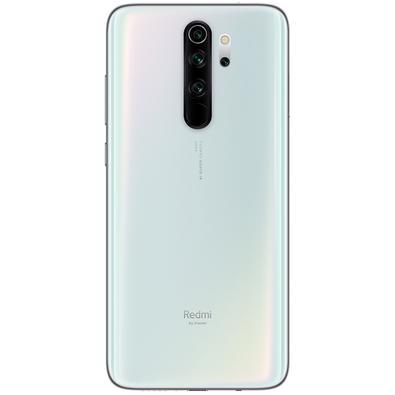 Smartphone Xiaomi Redmi Note 8 Pro, 64GB, 64MP, Tela 6.53´, Branco + Capa Protetora - CX288BRA