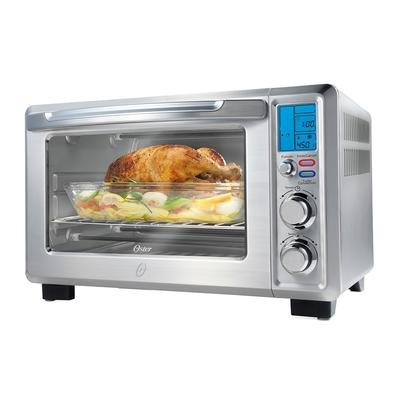 Forno Elétrico Oster Gourmet, 22L, 220V, Inox - TSSTTVDFL1-057