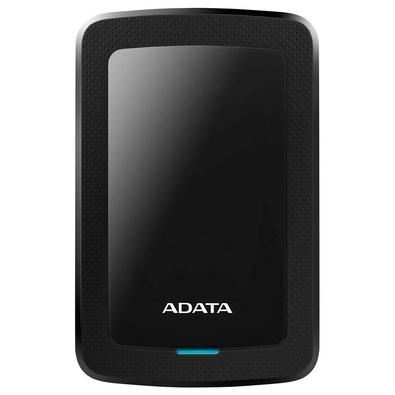 HD Adata Externo Portátil HV300, 1TB, USB 3.2 - AHV300-1TU31-CBK