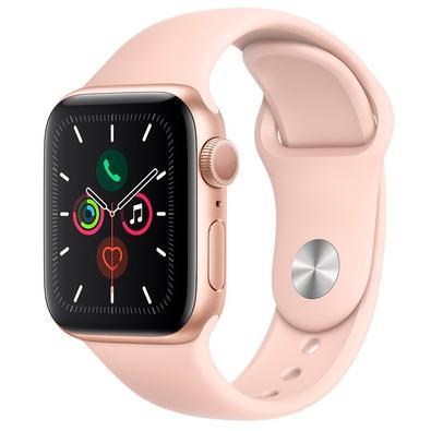 Apple Watch 5, GPS, 40mm, Dourado - MWV72BZ/A
