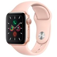Apple Watch 5, GPS, 40mm, Dourado - MWV72BZ/A