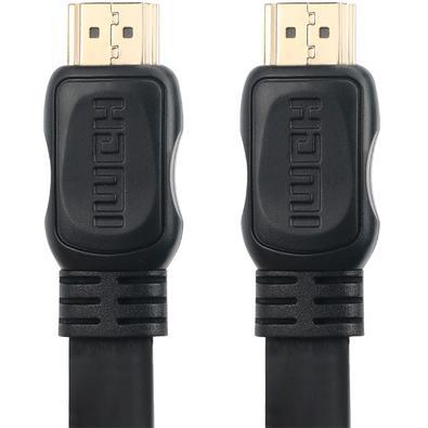 Cabo HDMI 1.4 Flat Multilaser, 3m - WI361