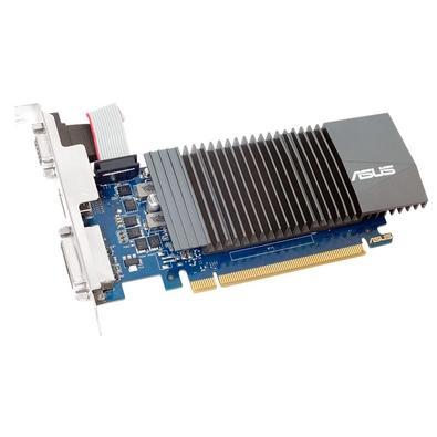 Placa de Vídeo Asus NVIDIA GeForce GT 710 1GB, GDDR5 - GT710-SL-1GD5
