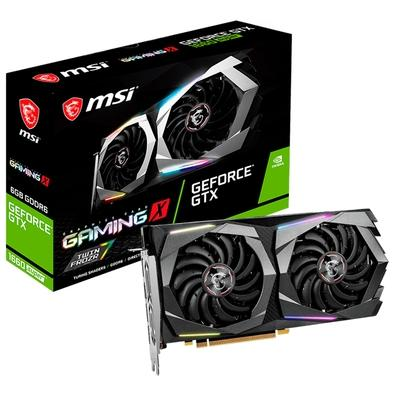 Placa de Vídeo MSI NVIDIA GeForce GTX 1660 Super Gaming X, 6GB, GDDR6