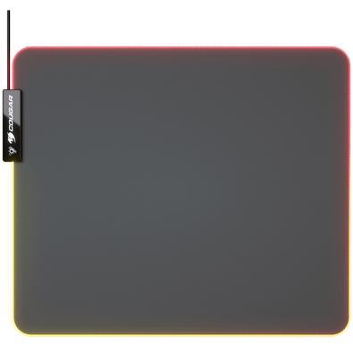Mousepad Gamer Cougar Neon, RGB, Médio (350 x 300mm) - 3MNEOMAT.0001