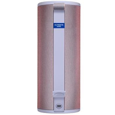 Caixa de Som Bluetooth Ultimate Ears BOOM 3 Portátil e À Prova D´Água - Até 15 horas de Bateria - Rosa - 984-001359