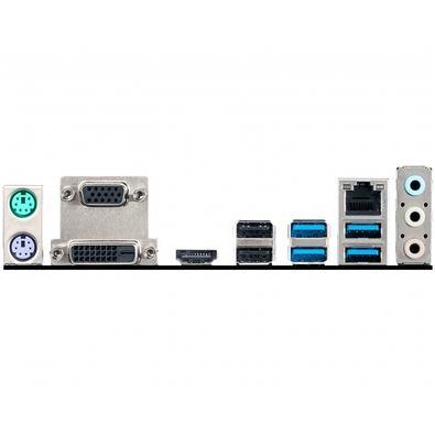 Placa-Mãe MSI B450M Pro-M2 Max p/ AMD AM4, m-ATX, DDR4