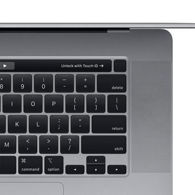 Macbook Apple Pro Retina Intel Core i9, 16GB, SSD 1TB, AMD Radeon Pro 5500M 4GB, macOS, 16´, Cinza Espacial - MVVK2BZ/A