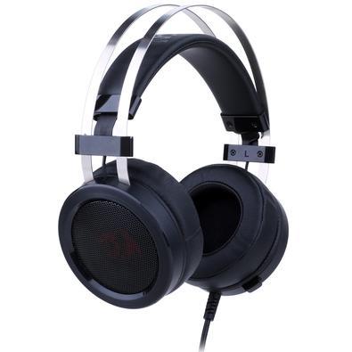 Kit Gamer Redragon S112 - Teclado Harpe RGB + Mouse Centrophorus + Headset Scylla + Mousepad Gamer- S112