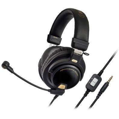 Headset Gamer Audio-Technica, Drivers 44mm - ATH-PG1