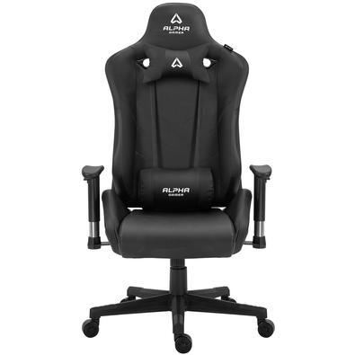 Cadeira Gamer Alpha Gamer Zeta Black - AGZETA-BK