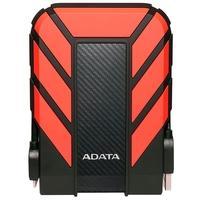 HD Externo Adata HD710 Pro, 2TB, USB 3.2 Gen1, Vermelho - AHD710P-2TU31-CRD