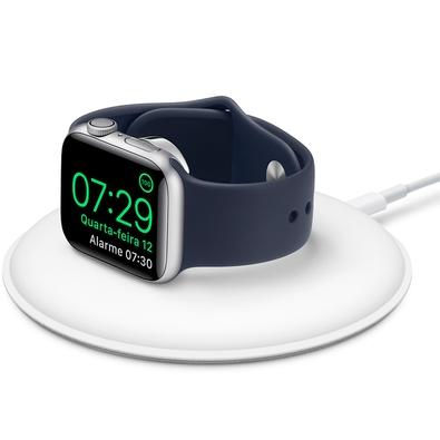 Base Apple com Carregador Magnético para Apple Watch - MU9F2BE/A