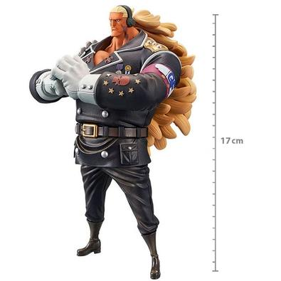 Action Figure One Piece Stampede Movie DXF The Grandline Men Vol.7 A, Bullet - 29789/29790