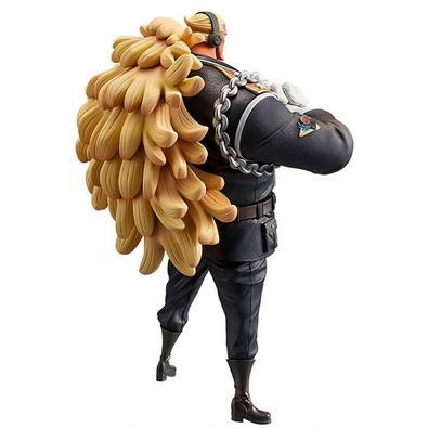 Action Figure One Piece Stampede Movie DXF The Grandline Men Vol.7 A, Bullet - 29789/29790