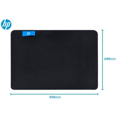 Mousepad Gamer HP MP3524 Black, Speed, Pequeno (350x240mm) - 30628