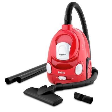 Aspirador de Pó Philco Smart Turbo 1800, 1800W, 220V, Vermelho - 54902033
