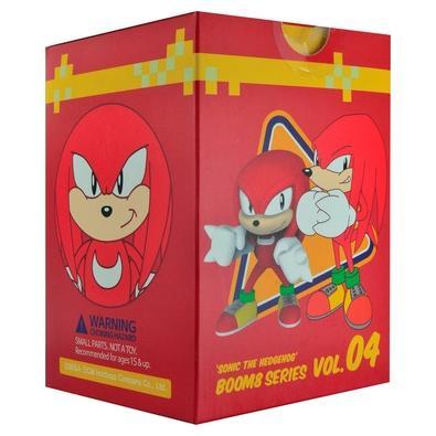 Action Figure Sonic The Hedgehog Boom Series Vol.4, Knuckles - SNBOOMVOL4