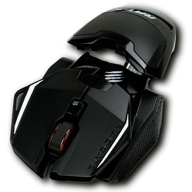 Mouse Gamer MadCatz R.A.T. 1+, 2000DPI - RAT1+
