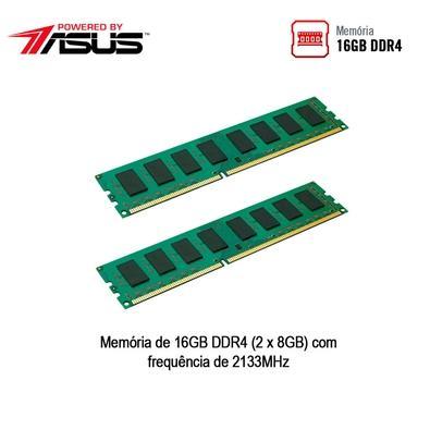 Computador Gamer BRX POWERED BY ASUS Intel Core i5-9400F, 16GB, HD 1TB, SSD 240GB, Asus NVIDIA GeForce GTX 1650 4GB, Windows 10 Pro - BRXPCI594001000GB240GB